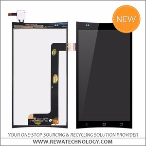 LCD Display and Touch Screen Digitizer Assembly for Acer Liquid e700 Replacement
