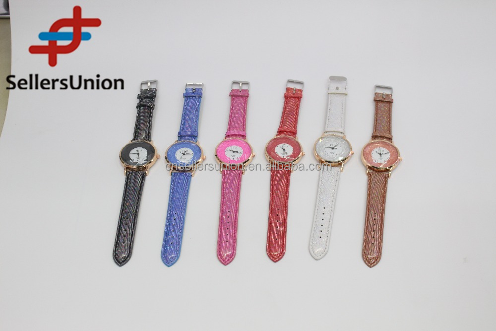 No.1 yiwu exporting commission agent wanted women big face watches pretty stylish watch for young girls