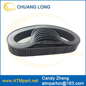 1750041983 Wincor Atm Parts Clamping Belt 01750041983 11*208*0.65 ...