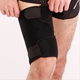 High elasticity nylon spandex compression thigh support