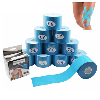 FDA CE ISO Physiomer Surgical Waterproof Muscle Support Sport Pre-cut Kinesiology Tape For Muscle Pain