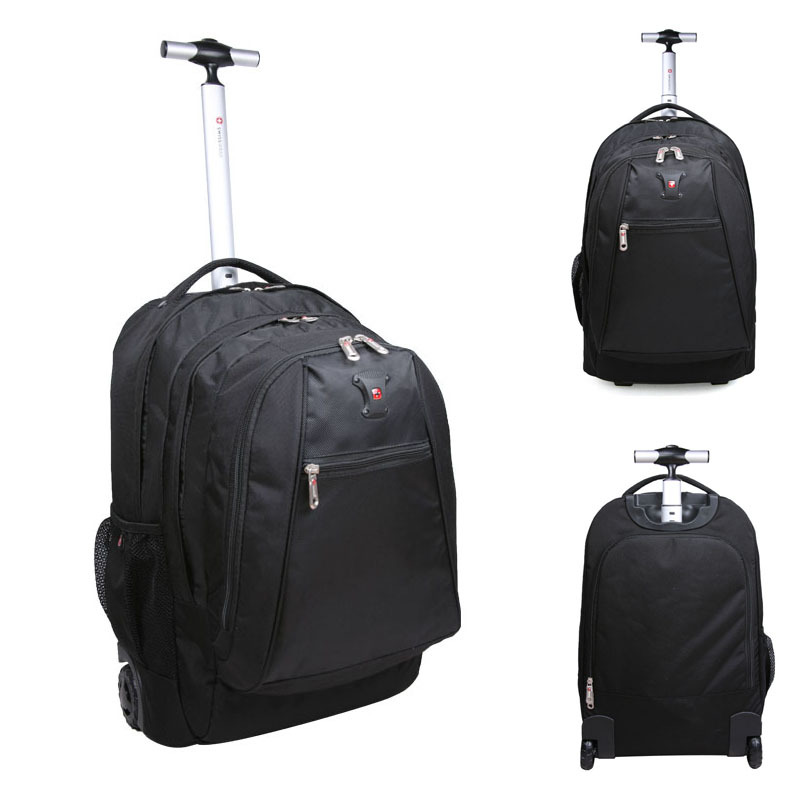 b504b2c21ce Buy Swiss army knife universal wheels trolley luggage travel bag code case  luggage bag luggage 17 inch free shipping in Cheap Price on Alibaba.com