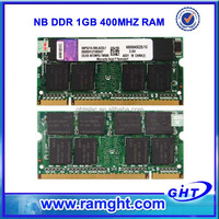 Tested full compatible ddr sdram pc133 1gb for laptop