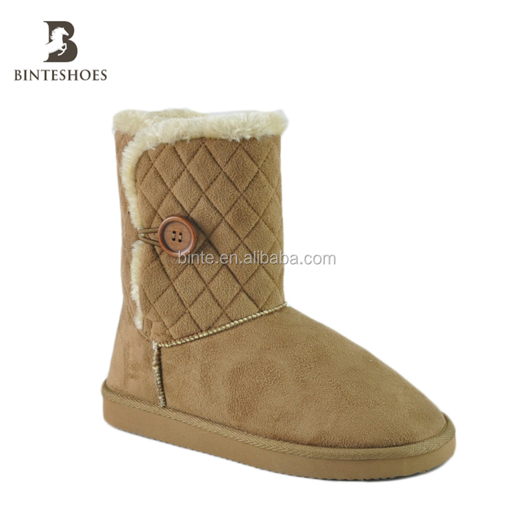 2015 Good quality heels cheap white rain boots women's boots