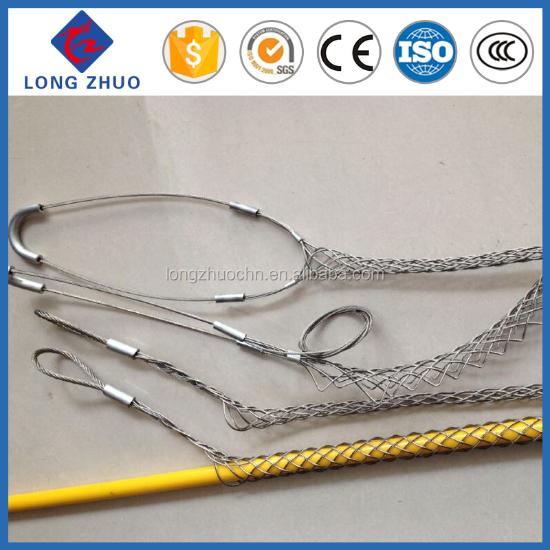 Snake Pulling Grip Double Weave & Cable Wire Mesh Grips - Buy Snake ...