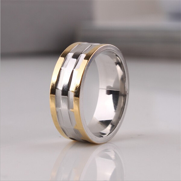 Yiwu Aceon Stainless Steel Comfort Fit Polished Stock Jewelry cock ring bands