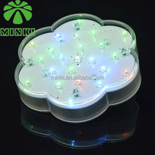 hot new products for 2014 christmas decoration light base color change