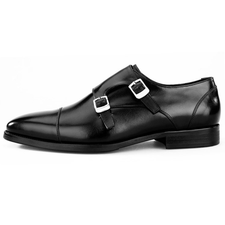 High quality business office men elevator shoes dress shoes for men
