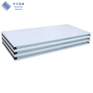 Success Way GMP Certified Lightweight Partition Clean Room Wall Panels
