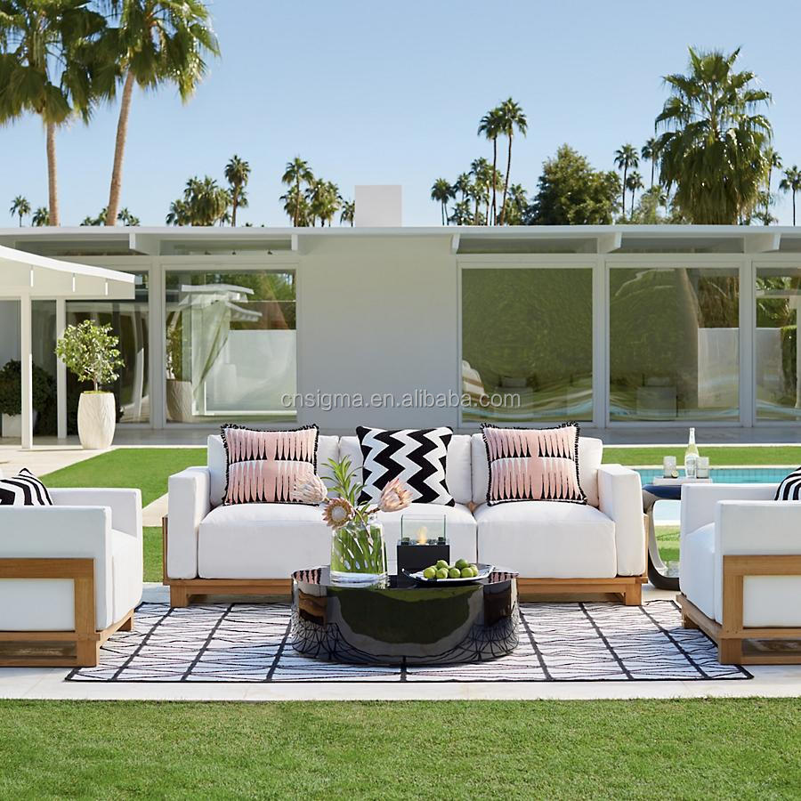 High End Luxury Outdoor Furniture Sets