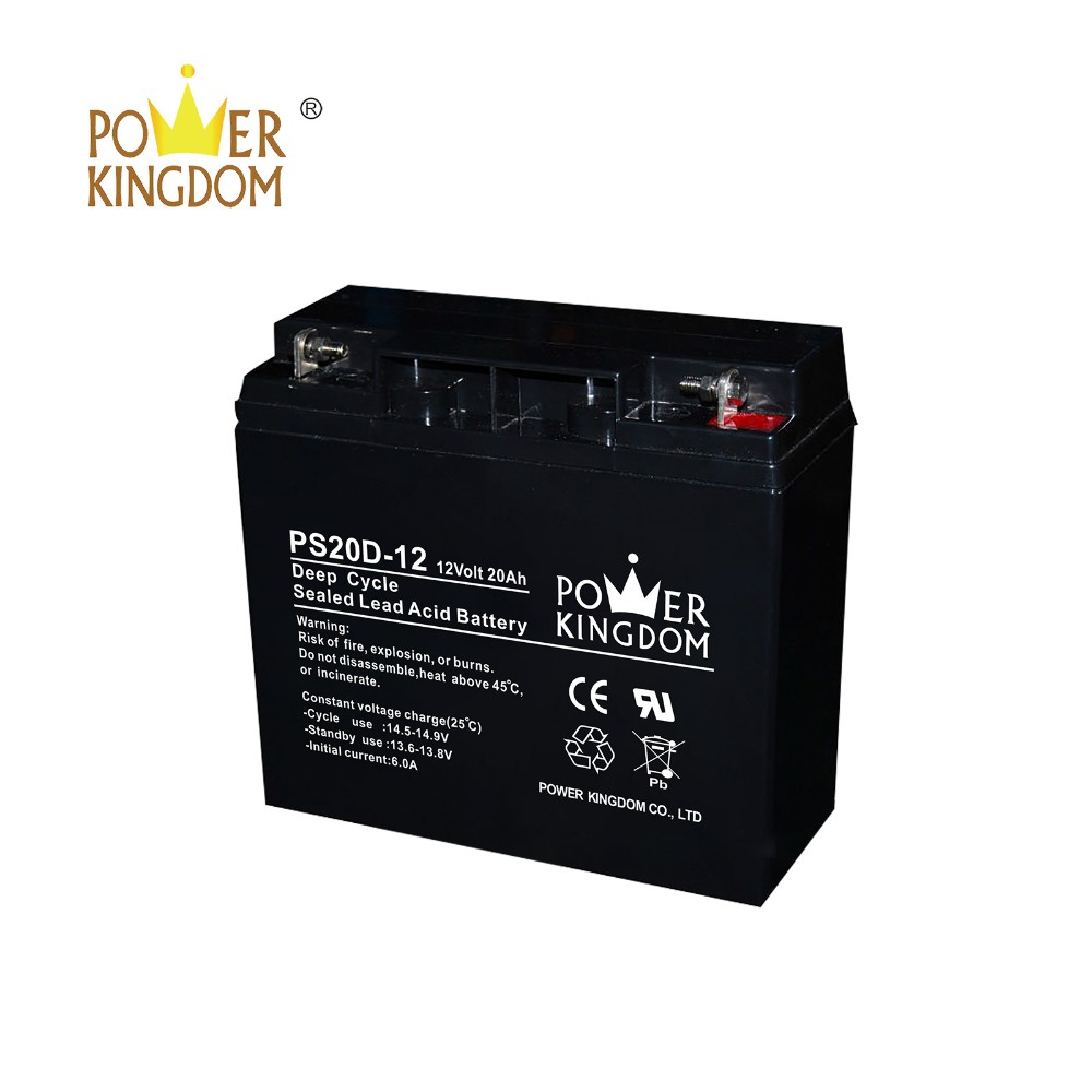 Power Kingdom solar 2v lead acid battery for business vehile and power storage system