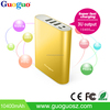 A Grade Portable external Li-battery 18650 phone battery power pack 10400