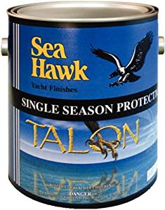 Seahawk Paints Talon Antifoulant Dark Blue Gl