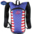 Hydration Pack Backpack  2L Water Bladder included for festivals, raves, hiking, biking