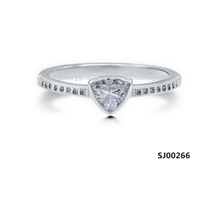 Bali Wedding Engagement Diamond Ring Ocean Inspired Rings Under 100 Crystal