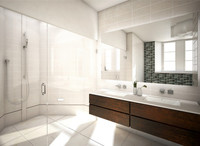 Waterproof find bathroom vanities, bathroom cabinet