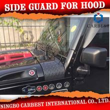 Hot Selling Side Guard For Hood For Jeep Wrangler 2007+
