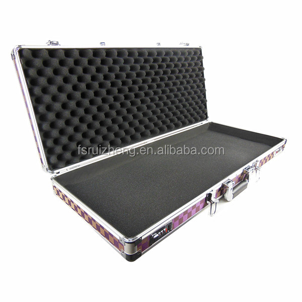 PVC leather gun case OEM RZ-LGU007-3