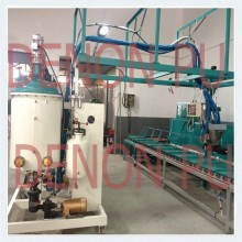 PU Shoe Sole Making Machine