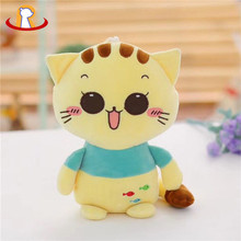 best selling suppliers lifelike cat plush toy