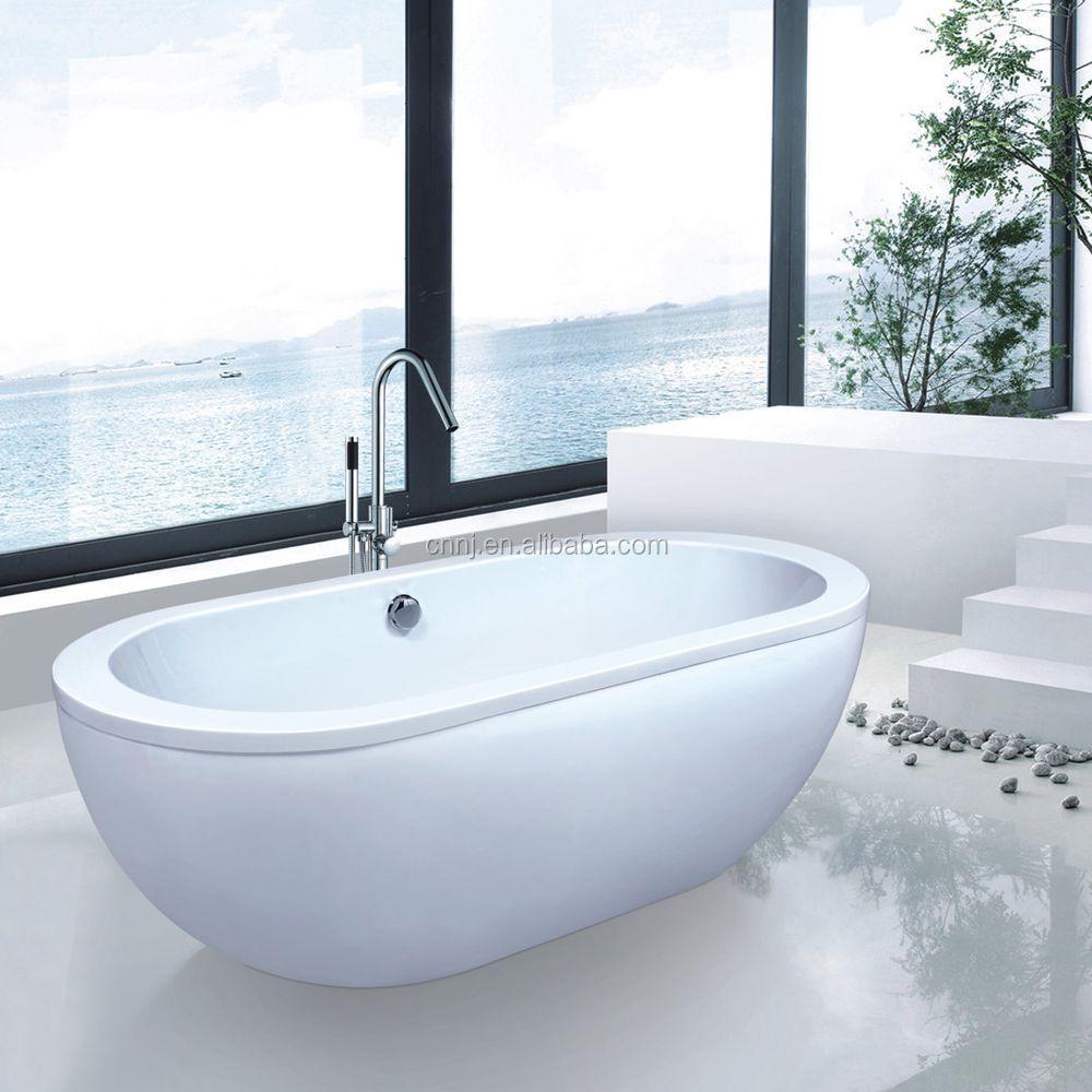 Pure Acrylic Bathtub Wholesale, Acrylic Bathtub Suppliers - Alibaba