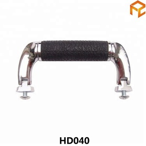 heavy duty zinc alloy case handle suitcase handles