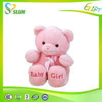 Baby stuff Plush stuffed cheap teddy bear plush toy
