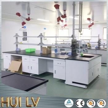 Modern School Furniture School Computer Lab Furniture Laboratory Workbench