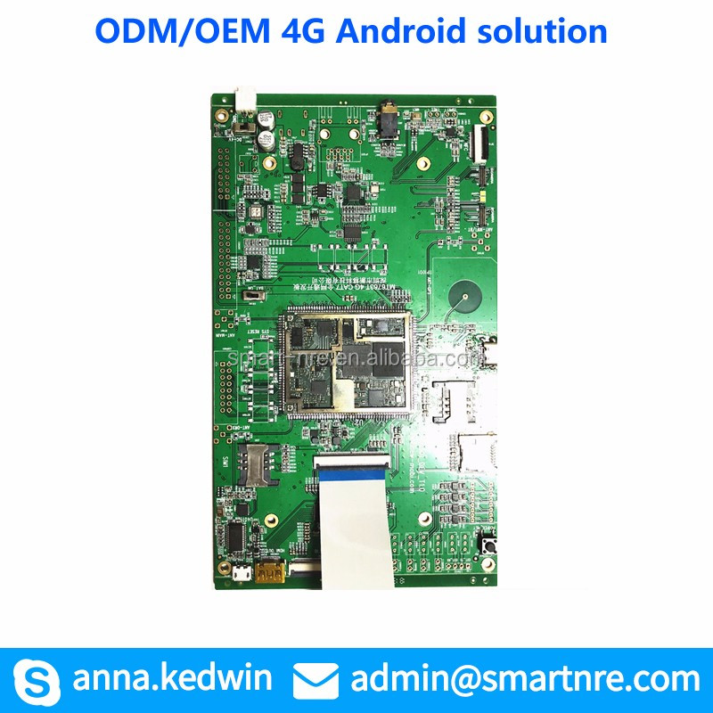 Oem Odm Pos Machine Smart Terminal Design Mt6735 Module Android Development  Board - Buy Android Development Board,Android Board,Android Module Product