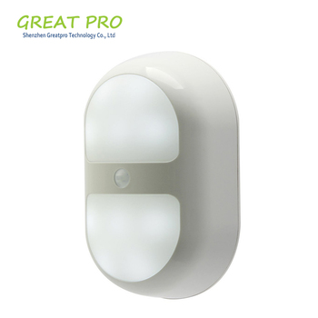 Bathroom Night Light motion sensor bathroom night light energy saving led light 10led