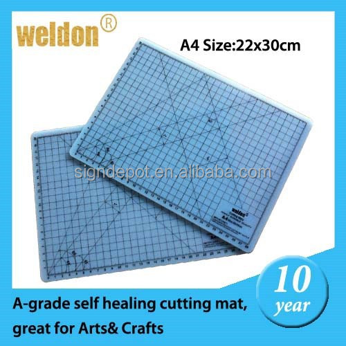 Transparent Self-healing Rotary Cutting Mat