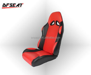 pvc leather racing Go Kart dual Seat/go kart racing seat