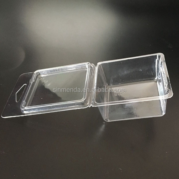 Large Plastic Packaging Box Plastic clamshell blister packaging Retail Box