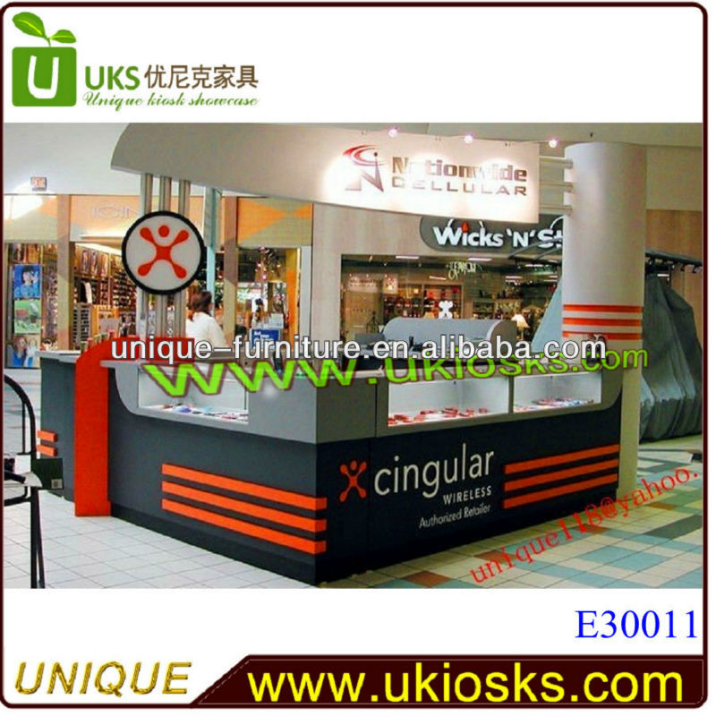 Mobile Shop Counters Design