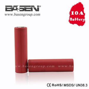 Authentic NCR18650GA 3500mah 18650ga batteries li-ion rechargeable 3.7v 18650 hot selling import ncr 18650ga battery