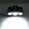 JEXREE Multi-Function High Power Max Brightness1800Lumens 1xCREE XM-L2 cree led rechargeable bike light