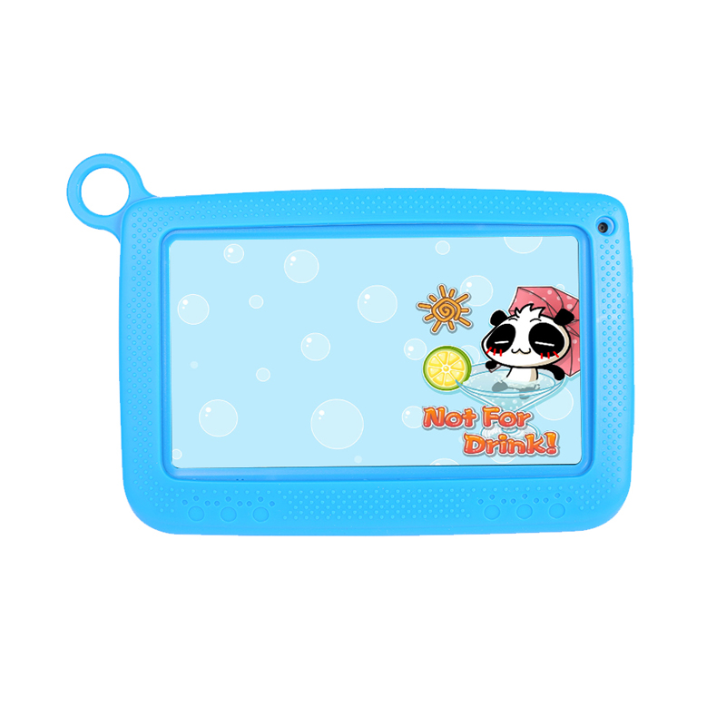 Wholesale Wifi 7 inch Kids tablet pc Children Educational tablet with multiple language