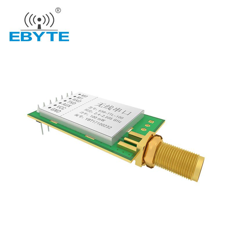 Ebyte 2 4ghz Full-duplex E34-2g4d20d Uart 2km 100mw Rf Transceiver Module -  Buy Full-duplex,2 4ghz Full-duplex,2 4ghz Full-duplex Rf Transceiver