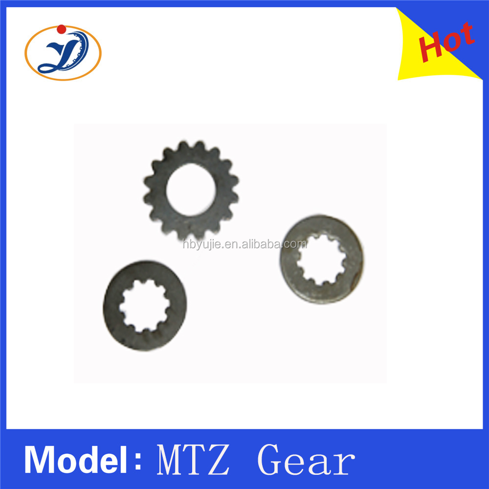 sell well belarus MTZ farm tractor gear for agriculture machinery parts