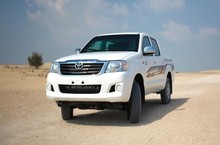 B6 Armored Toyota HILUX Pickup