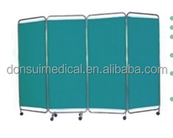 High Quality Folding Hospital Ward Screen
