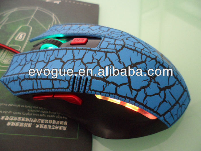 classical and high revolution game mouse with 2400 DPI for desktop/laptop