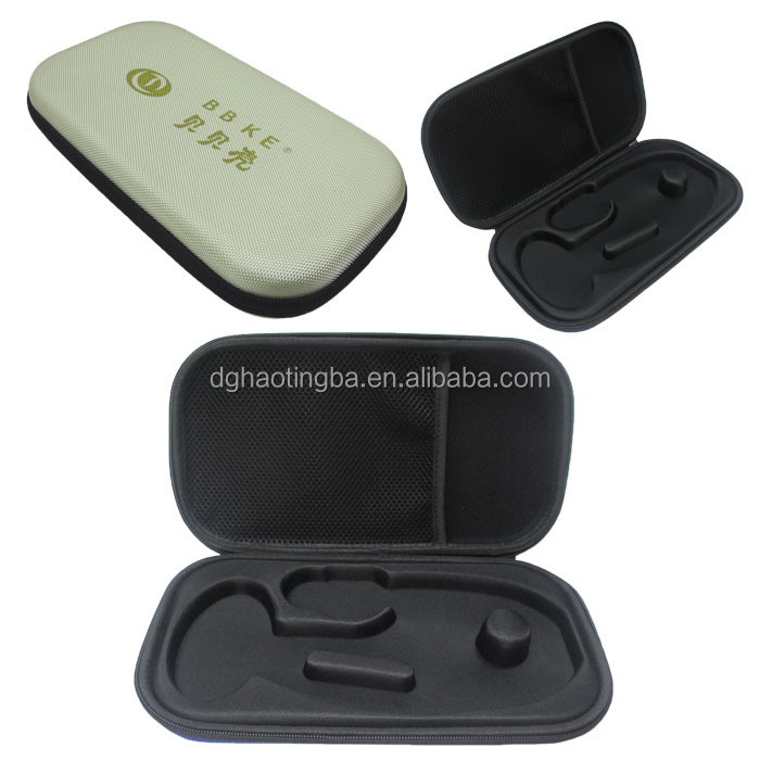 waterproof Nylon EVA case for medical stethoscope sy-g014