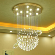 Wholesale Factory Price Glass Pendant Light Crystal Wedding Decor Chandeliers
