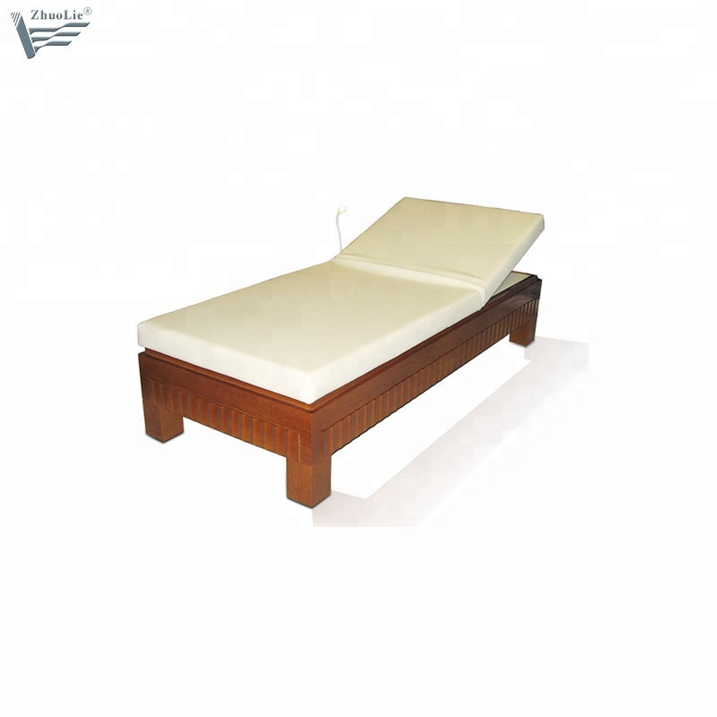 Beauty Top Grade Electric Chaise Lounge Chair Of Spa Furniture Indoor Chairs Comfortable French