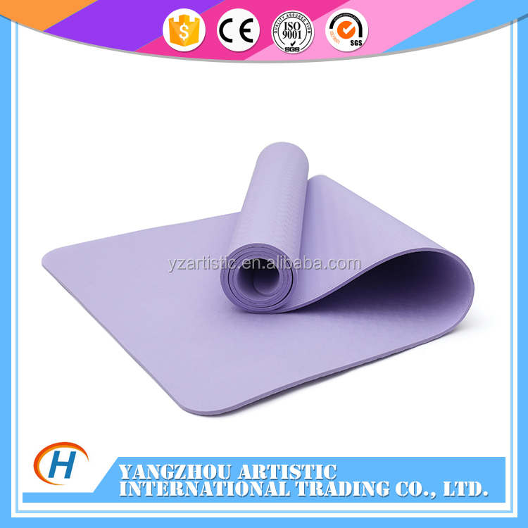 Strenched Custom Printed baby fitness mat