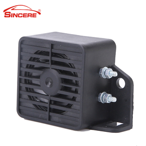 Waterproof back up alarm horn for 12v 24v vehicles