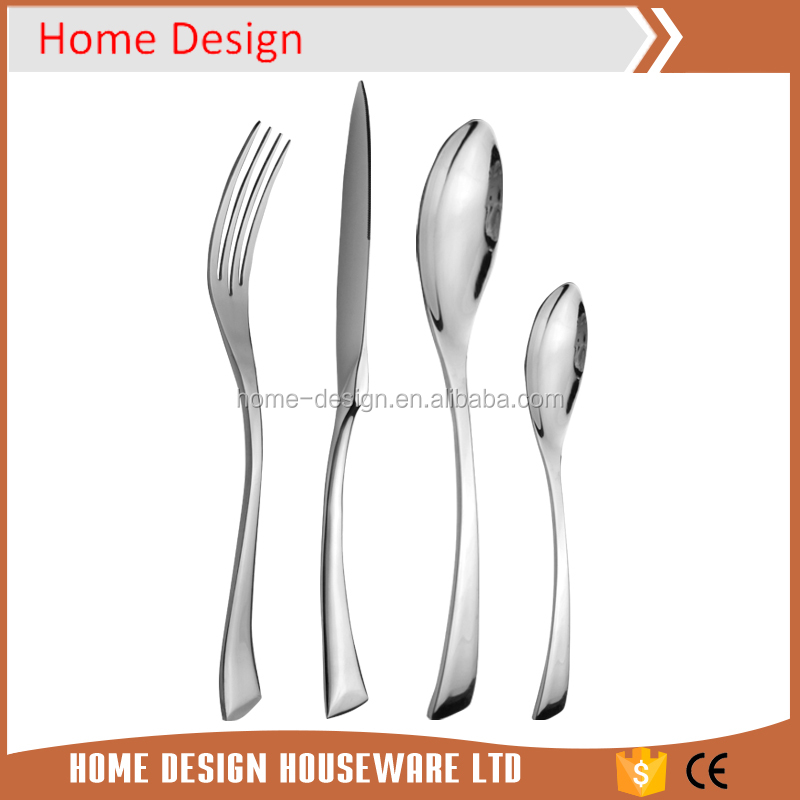 Duke stainless steel high quality brand names cutlery