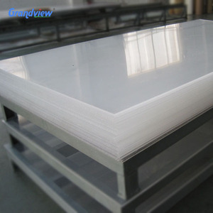 Hard Plastic Acrylic Sheet For Table Top Furniture