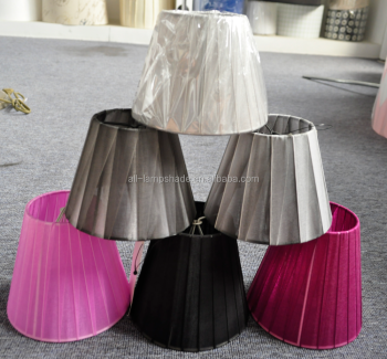 Factory price modern style voile ribbon wrapping lamp shade clip on factory price modern style voile ribbon wrapping lamp shade clip on bulb for wall lamp aloadofball Choice Image